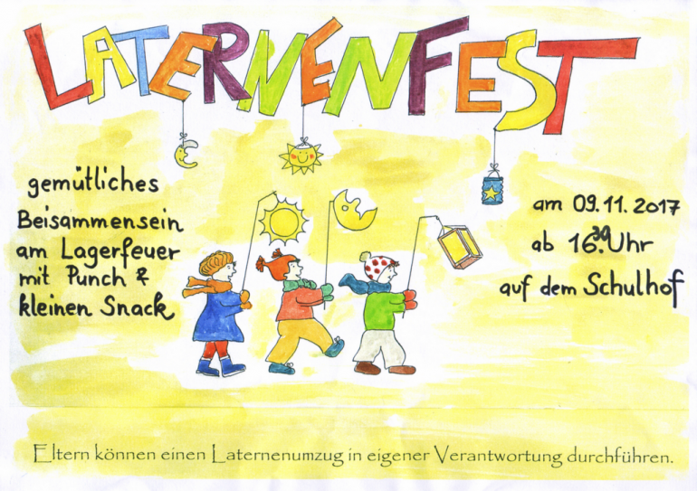 Laternenfest 2017